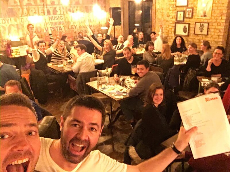 The Ickle Pub Quiz