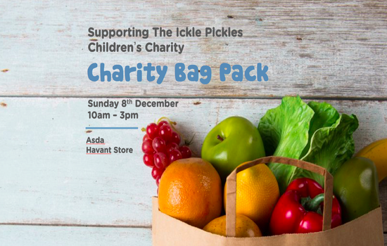 Ickle Pickles Bag Pack