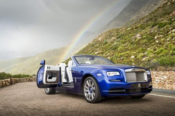An exclusive Rolls-Royce Motor Cars experience
