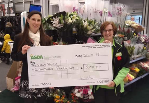 Donation from Asda