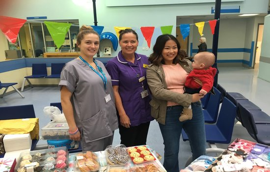 World Prematurity Day Bake Sale