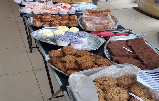 QA Bake Sale