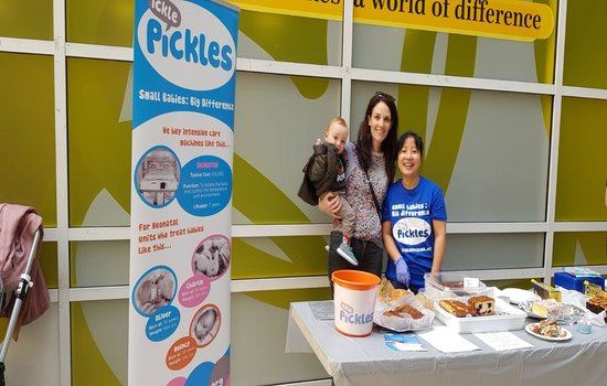 Neonatal Mental Health Awareness Week - Bake Sale