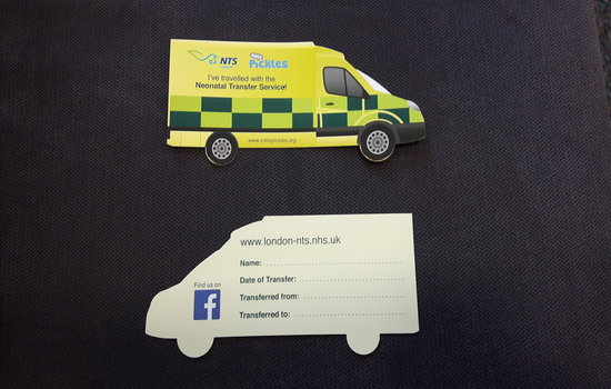 Ambulance Cards